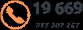 Telefon do Taxi Panorama - 19 669